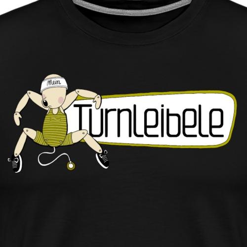 Turnleibele - Männer Premium T-Shirt