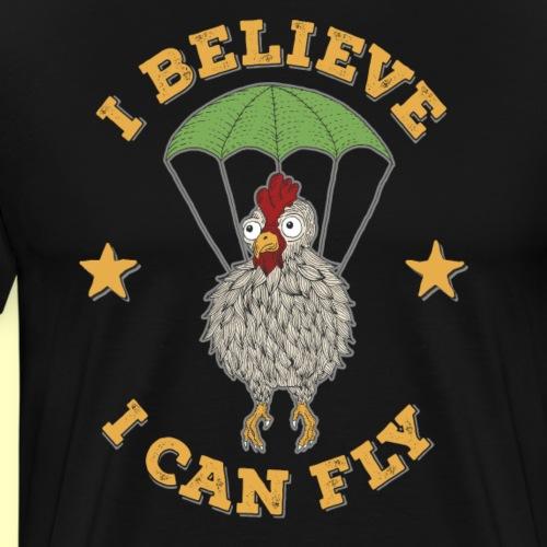 i believe amazon png - Männer Premium T-Shirt