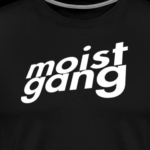 Moist Tilt - Premium-T-shirt herr