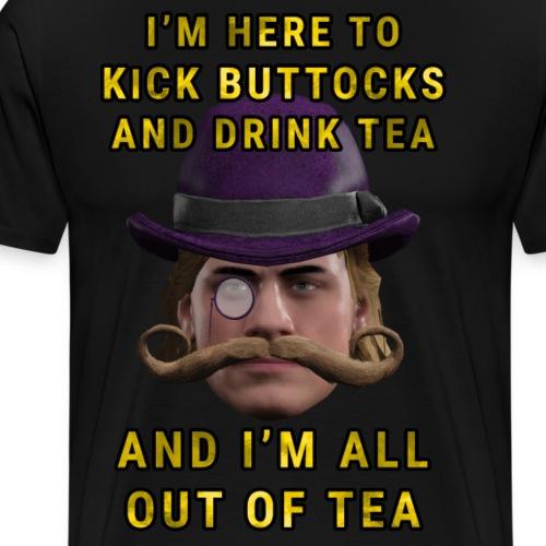 CCW Zypher Tea - Men's Premium T-Shirt