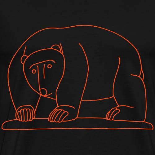 Moabiter Bären Brücke - Männer Premium T-Shirt