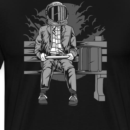 Raumfahrer Astronaut Geschenke - Männer Premium T-Shirt