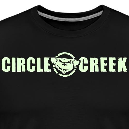 Circle Creek - Männer Premium T-Shirt