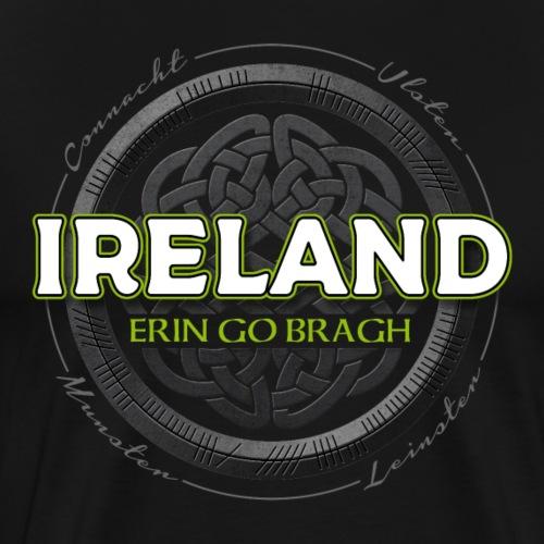 Ireland Oghams 01 - Männer Premium T-Shirt