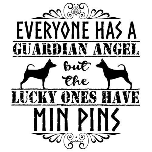 minpinsangels2 - Miesten premium t-paita