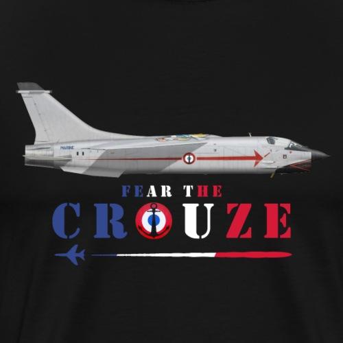 Fear the Crouze - Men's Premium T-Shirt