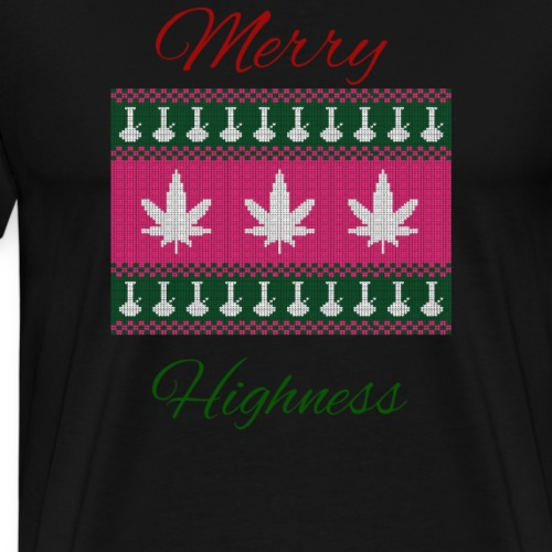 merry highness - Männer Premium T-Shirt