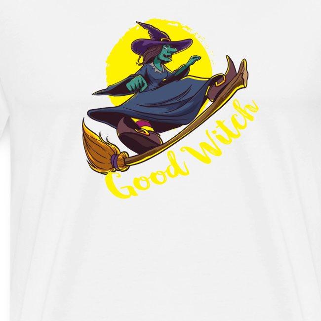 Good Witch Outfit für Hexen im Kessel brauen