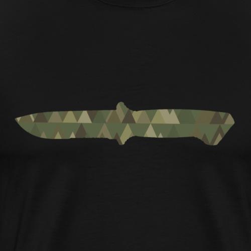 Knife - Männer Premium T-Shirt