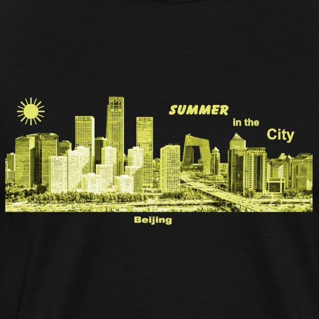 Summer Peking Beijing China