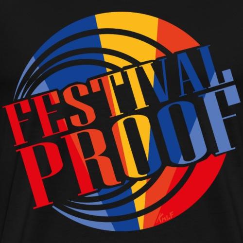 Festival Proof 2 - T-shirt Premium Homme