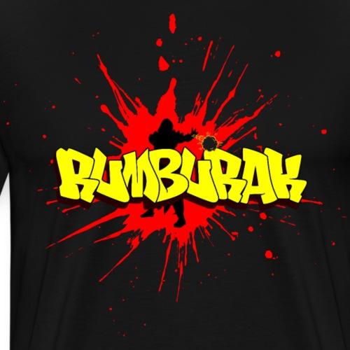 Rumburak - Männer Premium T-Shirt