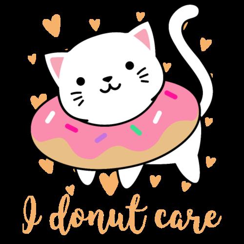 Donut care - Men's Premium T-Shirt