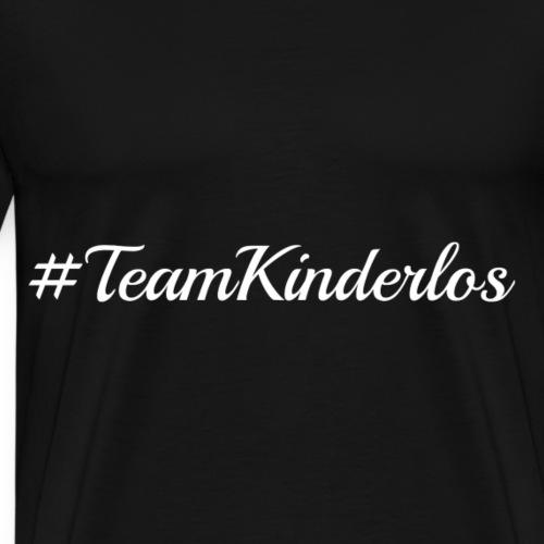 Team Kinderlos - Männer Premium T-Shirt