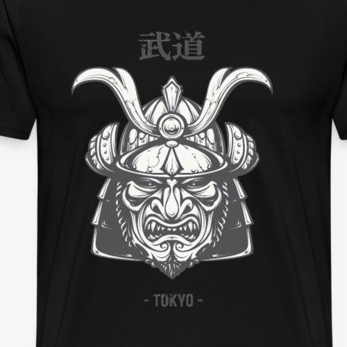 Samuray Legendary - Camiseta premium hombre