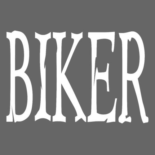 Biker- Fahrrad, Roller, Motorrad - Männer Premium T-Shirt