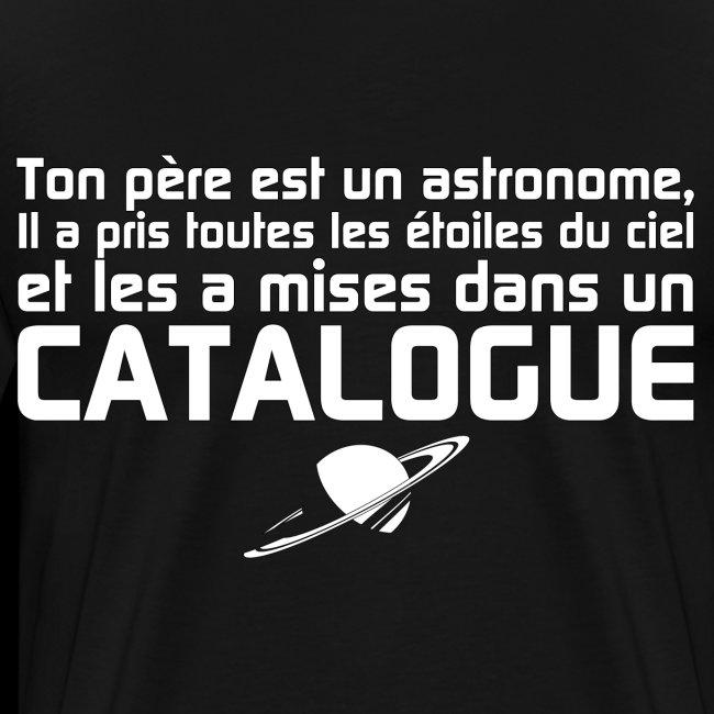 Ton père est un astronome