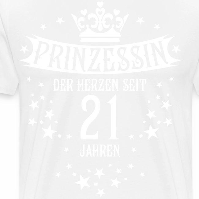 16 Prinzessin der Herzen seit 21 Jahren Geburtstag