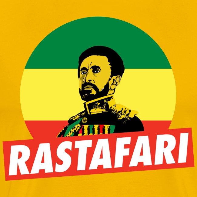 Haile Selassie - Emperor of Ethiopia - Rastafari