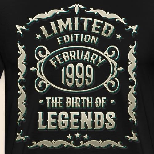 Geboren 1999 Februar - 20. Geburtstag Geschenk
