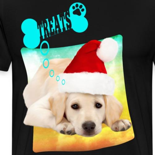 RETRIEVER CHRISTMAS DREAM
