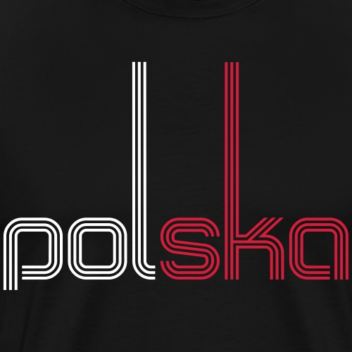 POLSKA - Männer Premium T-Shirt