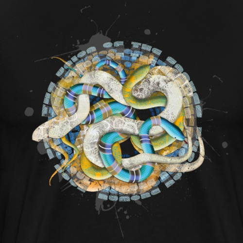 UNION OF THE SNAKES - Camiseta premium hombre