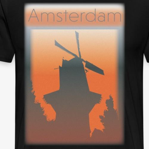 Amsterdam - Maglietta Premium da uomo