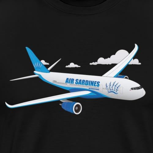 Air Sardines International - T-shirt Premium Homme