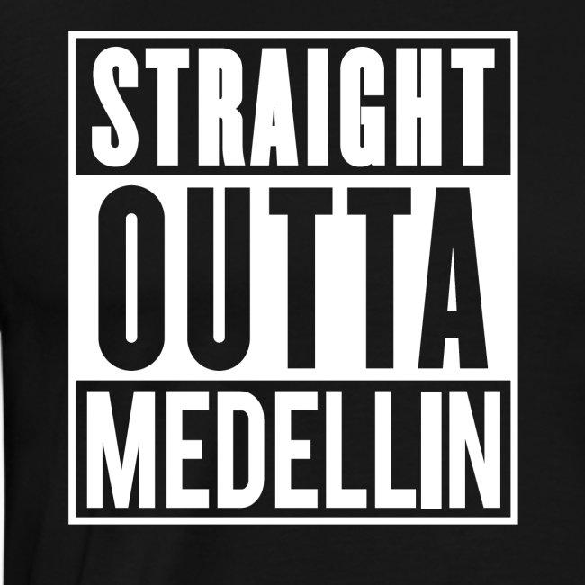 Straight outta Medellín
