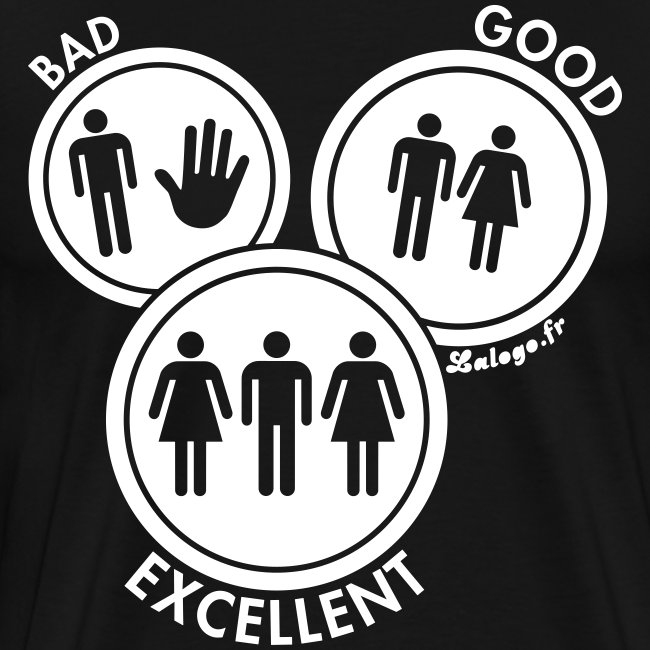 Sex could be Bad, Good or Excellent !
