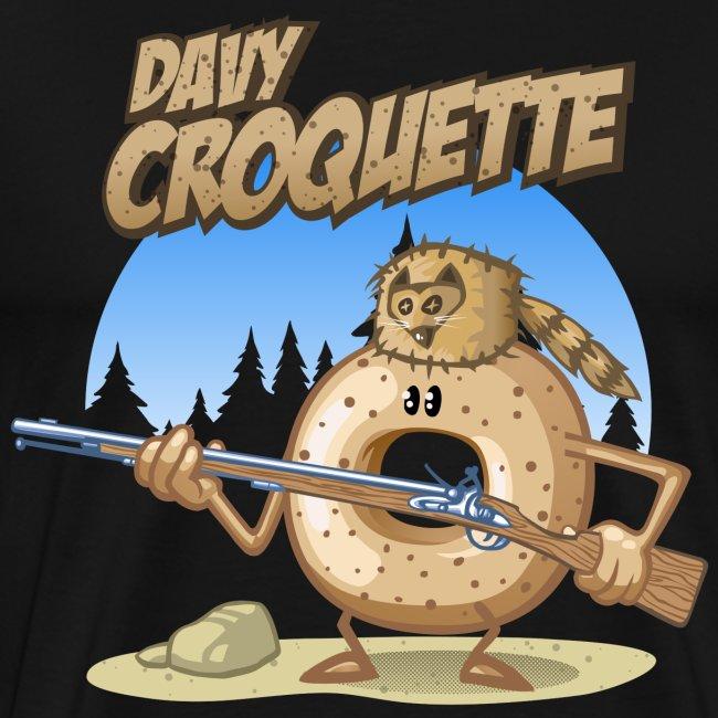 Davy croquette