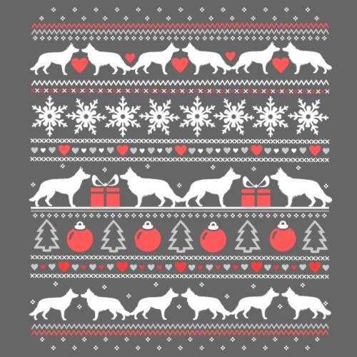 GSD Christmas - Miesten premium t-paita