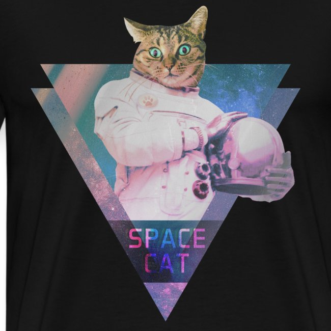 SPACE CAT - Katze aus dem All