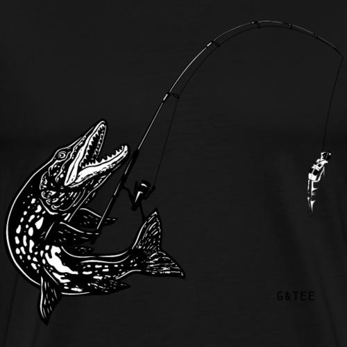 Born to Fish - Men's Premium T-Shirt