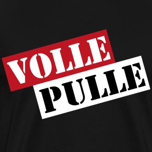 Volle Pulle Geschenk - Männer Premium T-Shirt