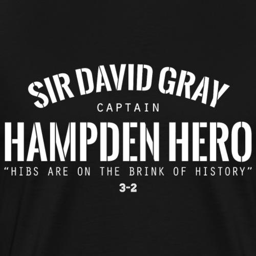 sir-david-gray - Men's Premium T-Shirt