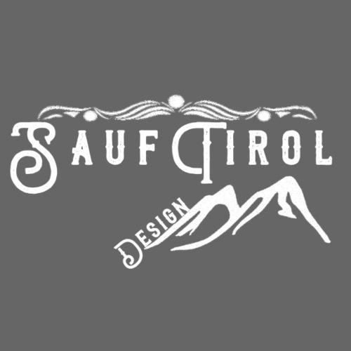 Sauftirol Weiss - Männer Premium T-Shirt
