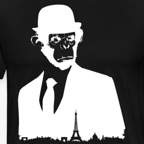 COLLECTION *WHITE MONKEY PARIS* - T-shirt Premium Homme