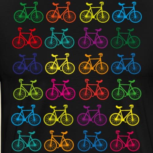 Kunstrad | Artistic Cycling Color - Männer Premium T-Shirt