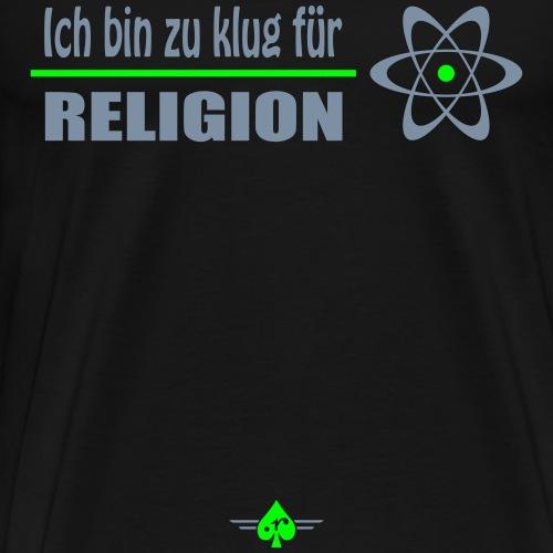 Atheist - Männer Premium T-Shirt
