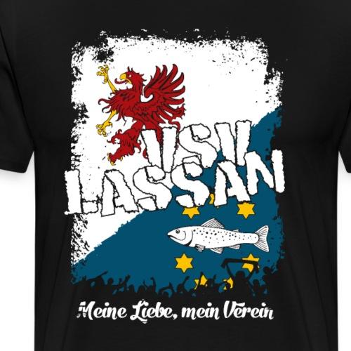 VSV Lassan FANMOTIV 2 - Männer Premium T-Shirt