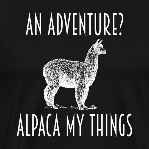 Alpaca My Things