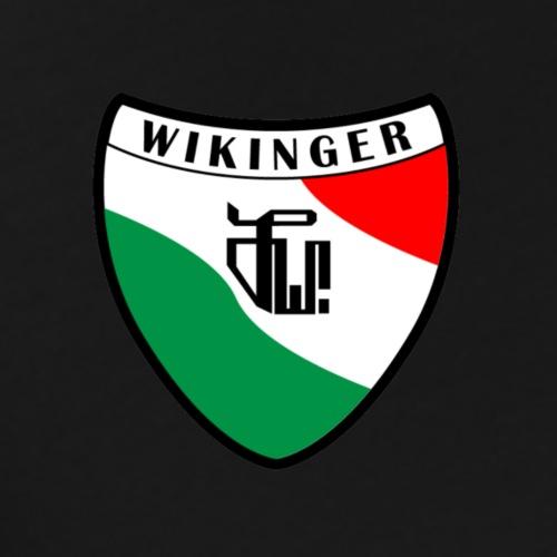 Wappen (vorne) Zirkel, weiss (hinten) - Männer Premium T-Shirt
