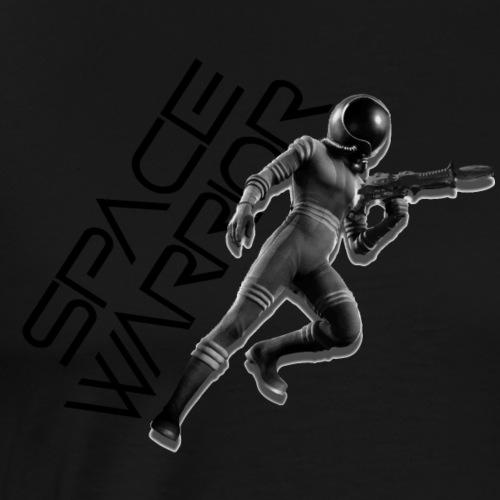 Space Warrior - Mannen Premium T-shirt