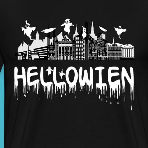 Helloween - Hellowien - Hello Wien - Männer Premium T-Shirt