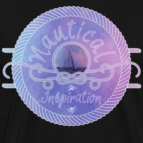 Inspiración Náutica V2 - Camiseta premium hombre