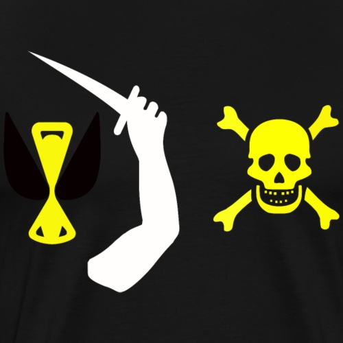 Christopher Moody Flag - T-shirt Premium Homme