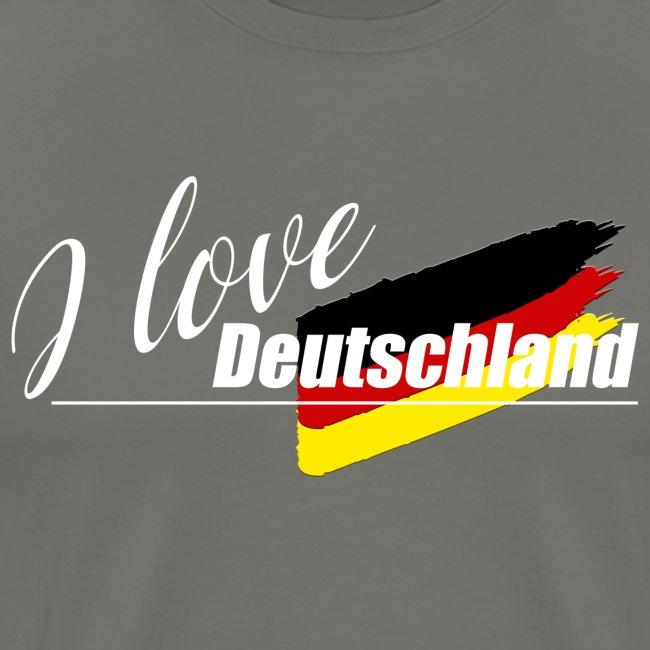 I love Deutschland