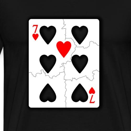 LOVERS N7 - T-shirt Premium Homme